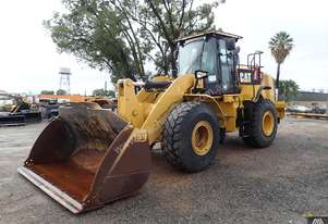 2014 CATERPILLAR 950K WHEEL LOADER