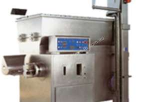 VVS universal meat mincer with pre-mixer