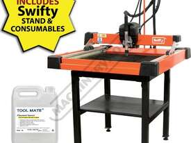SWIFTY 600 Compact CNC Plasma Cutting Table Package Deal Water Tray System, Unimig Razor Cut 45 Cuts - picture0' - Click to enlarge