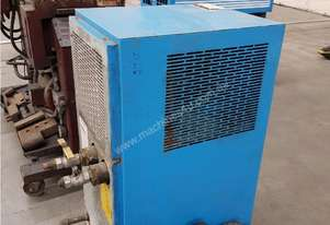 COMPAIR Air Dryer. PILOT Packaged Screw Compressors. Piston Compressors. Air Receiver Tanks etc