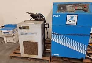 PILOT Air Dryers. PILOT Packaged Screw Compressors. PILOT Piston Compressors. PILOT Air Receivers