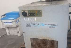 PILOT Air Dryers. PILOT Packaged Screw Compressors. Piston Compressors. Air Receiver Tanks etc