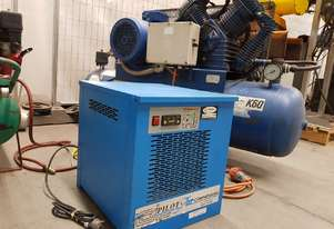 AIR DRYERS from $450. Packaged Screw Compressors. Piston Compressors. Air Receivers. Air Pipe