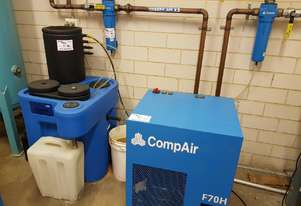 AIR DRYERS from $450. Packaged Screw Compressors. Piston Compressors. Air Receivers. Pipe - SALE