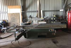1984 F90 Altendorf Table Saw in excellent condition