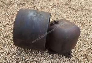 Massey Ferguson Belt Pulley. Suit 35,135 and 240 Bought and never used.