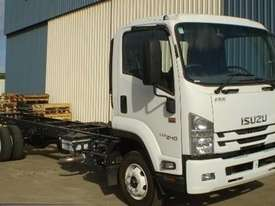 2016 Isuzu FRR 110 240 Cab Chassis - picture0' - Click to enlarge