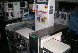Checkweigher/Metal Detector Combination Unit with Reject