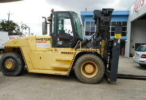 Used Hyster 18T Heavy Lift Forklift