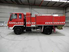 Isuzu FSR Cab chassis Truck - picture1' - Click to enlarge