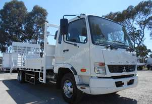 Mitsubishi Fighter Beavertail Truck