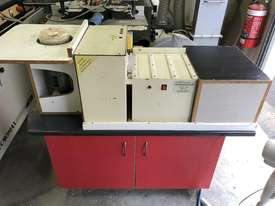 Corner rounding machine  - picture1' - Click to enlarge