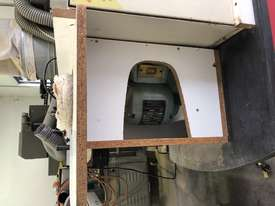 Corner rounding machine  - picture4' - Click to enlarge