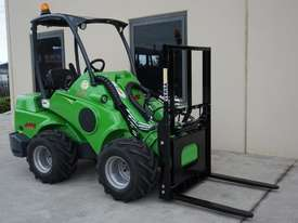 Avant 528 Wheel Loader for Beekeepers - picture2' - Click to enlarge