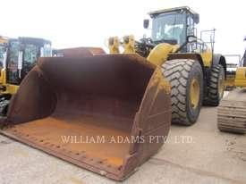 CATERPILLAR 982M Wheel Loaders integrated Toolcarriers - picture6' - Click to enlarge