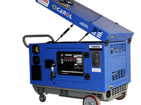 2.3KVA Super Silent generator with YAMAHA engine - picture0' - Click to enlarge