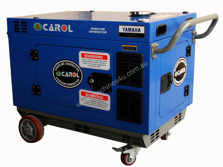 2.3KVA Super Silent generator with YAMAHA engine