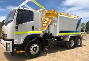 NEW 2018 ISUZU FVZ260-300 6X4 C/W ORH WATER CART MODULE