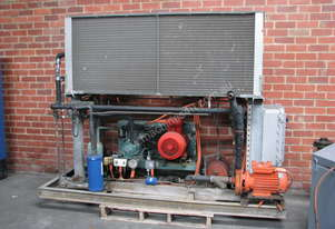 Industrial Water Liquid Chiller Refrigeration Unit - Muller