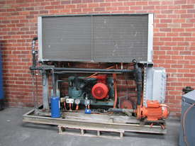 Industrial Water Liquid Chiller Refrigeration Unit - Muller  - picture0' - Click to enlarge