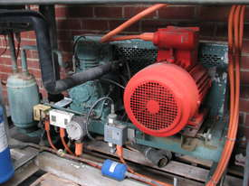 Industrial Water Liquid Chiller Refrigeration Unit - Muller  - picture2' - Click to enlarge