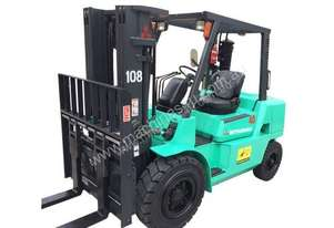 Mitsubishi 4T Diesel Forklift for HIRE from $380pw + GST