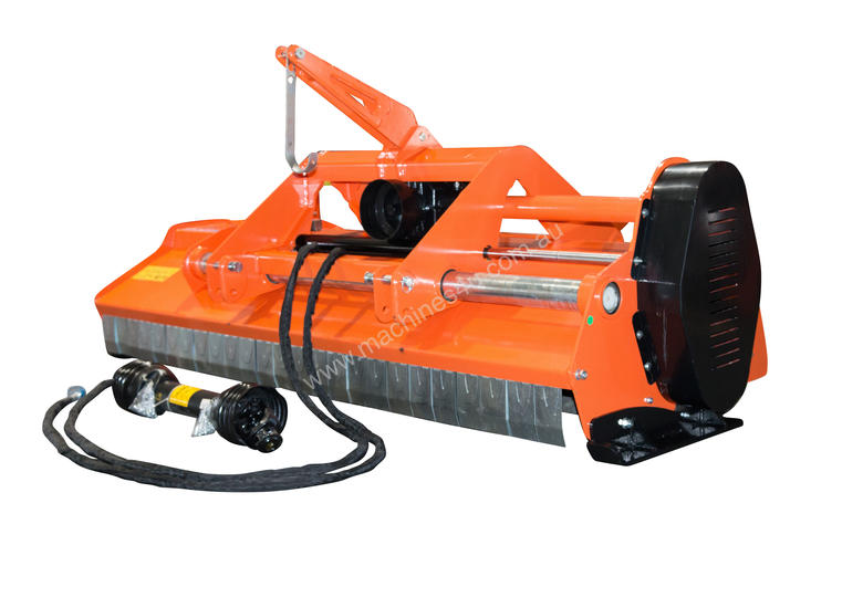 FLAIL MOWER DUAL DIRECTION HYD SIDE SHIFT 300