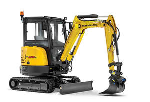 New Holland E26C Compact Excavator