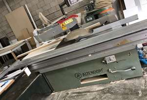 Altendorf Panel saw alterndorf