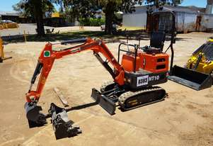 2018 Unused Nante NT10 Excavator *CONDITIONS APPLY*