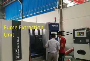 CNC PLASMA - LASER Fume Extraction Filter System - Filter Type - Spark Arrestor Fitted
