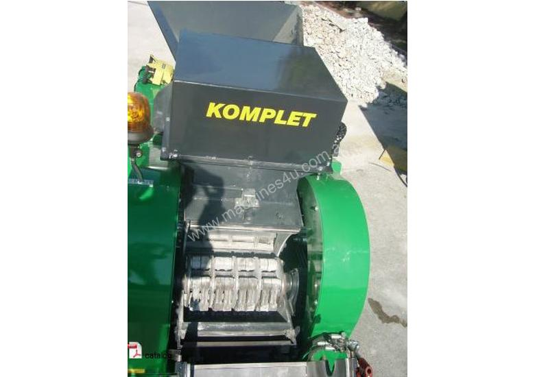 New Komplet Crushing & Screening MILL TRACK M5000