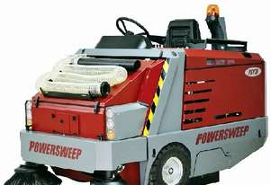 Powersweep PS170 Ride-on Sweeper