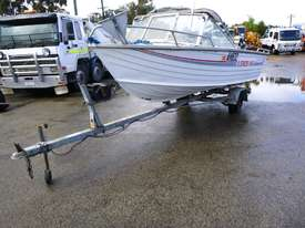 OMC Stacer 480 Single Hull Aluminium Boat - picture0' - Click to enlarge
