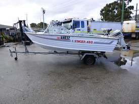 OMC Stacer 480 Single Hull Aluminium Boat - picture5' - Click to enlarge