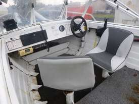 OMC Stacer 480 Single Hull Aluminium Boat - picture10' - Click to enlarge