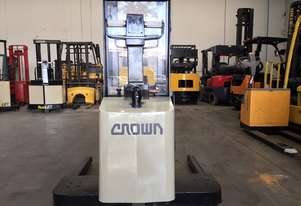 Crown WT-90 Walkie Stacker Low Mast 1.67 Metre - Refurbished & Repainted