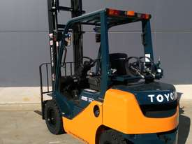 Toyota Business Class 2010 2.5 Tonne Forklift in very good condition. Sydney - picture1' - Click to enlarge