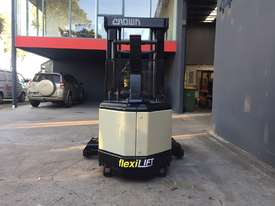 Crown WR3000TL102 Heavy Duty Walkie Reach Forklift Fully Refurbished and Repainted (Container Entry) - picture0' - Click to enlarge
