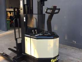 Crown WR3000TL102 Heavy Duty Walkie Reach Forklift Fully Refurbished and Repainted (Container Entry) - picture1' - Click to enlarge