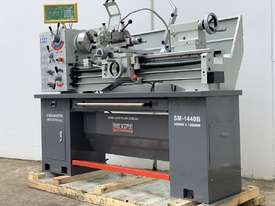 2 Speed Box - 16 Speed Centre Metal Lathe with 51mm Spindle Bore & Loads More - picture0' - Click to enlarge