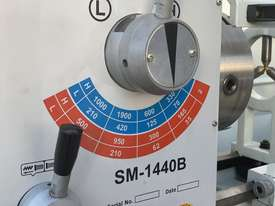 2 Speed Box - 16 Speed Centre Metal Lathe with 51mm Spindle Bore & Loads More - picture2' - Click to enlarge