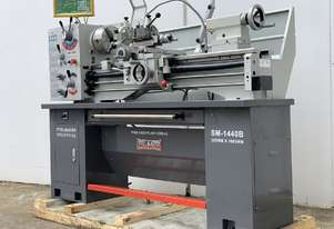 2 Speed Box - 16 Speed Centre Lathe with 51mm Spindle Bore & Loads More