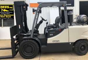 2012 Crown CG45S-5 Forklift, only 1710hrs.  MS527
