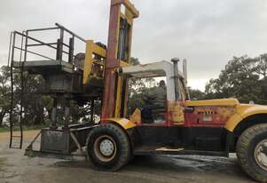 Hyster   FORKLIFT H 400 A
