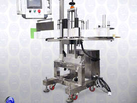 Flamingo Portable 1 side / Top side Labeller - Front (EFL-P500F) - picture0' - Click to enlarge
