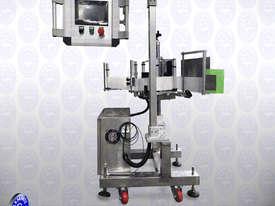 Flamingo Portable 1 side / Top side Labeller - Front (EFL-P500F) - picture1' - Click to enlarge