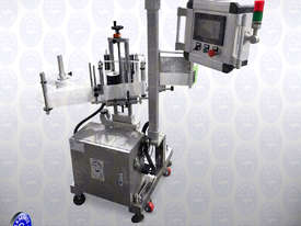 Flamingo Portable 1 side / Top side Labeller - Front (EFL-P500F) - picture2' - Click to enlarge