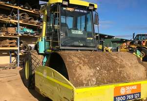 Used 2006 Ammann 12T Smooth Drum Roller in Good Condition with 4673 Hours