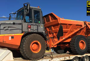 2007 Hitachi AH250 Moxy Artic Dump Truck.  MS535
